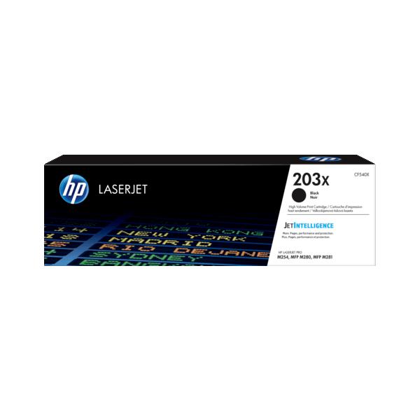 HP CF540X Black 203X Original Toner