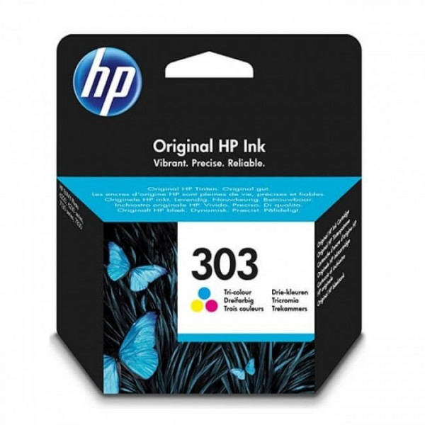 HP 303 Color T6N01A Original Ink Cartridge