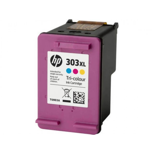HP 303XL Color T6N03AE Ink Cartridge Compatible
