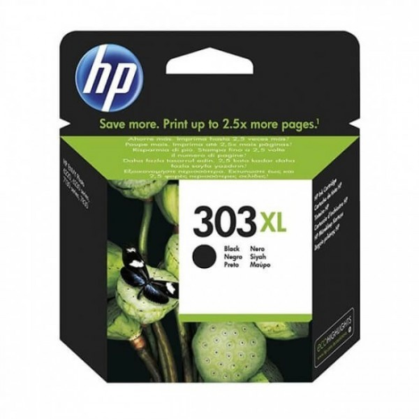 HP 303XL Black T6N04AE Original Ink Cartridge