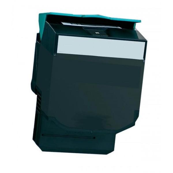 Lexmark CX410 / CX510 Black 80C2HK0 / 802HK Compatible Toner