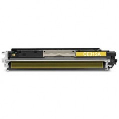 HP CE312A Yellow 126A Compatible Toner