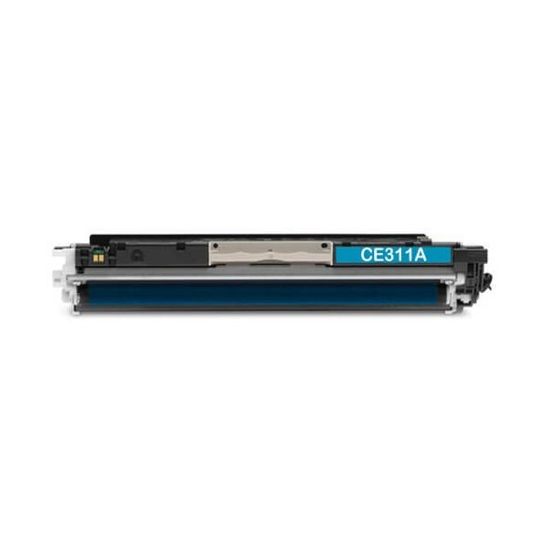 Compatible HP CE311A Blue 126A Toner