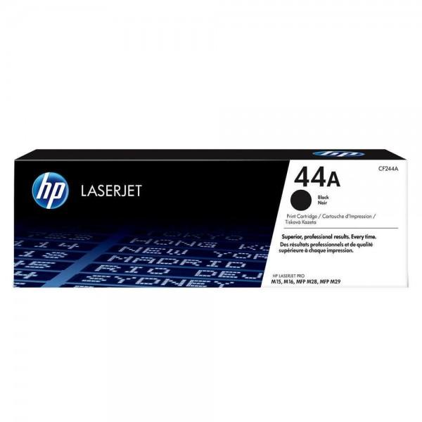 Original HP Laserjet CF244A Black 44A Toner