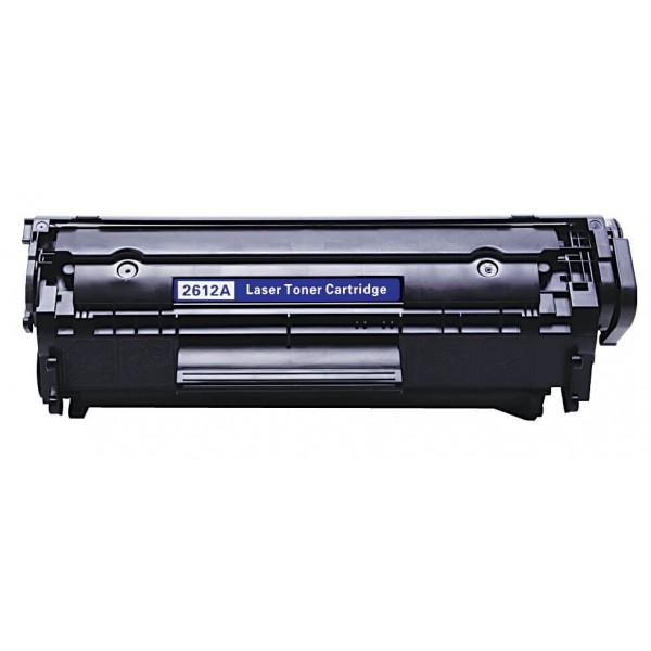 HP Q2612A Black Compatible Toner