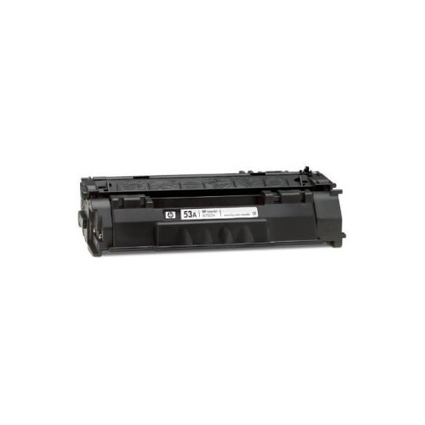 HP Q7553A Black Compatible Toner