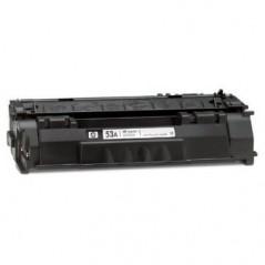HP Q7553A Black Compatible Toner