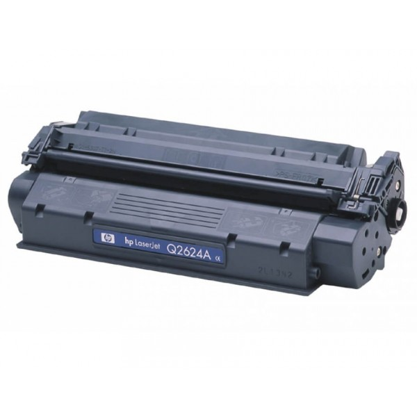 HP Q2624A Black Compatible Toner