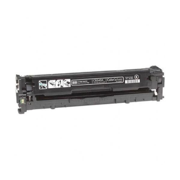 HP CB540A Black 125A Compatible Toner