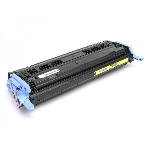 HP Q6002A Yellow Compatible Toner