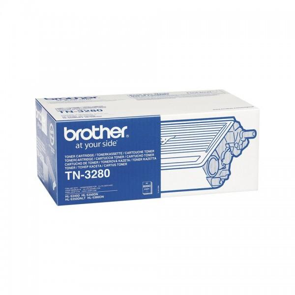 Brother TN3280 High Capacity Original Black Toner