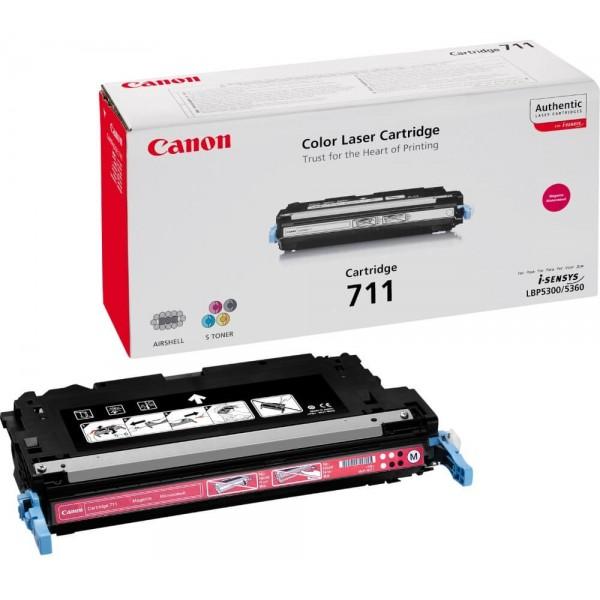 Canon 711M Magenta Original Toner