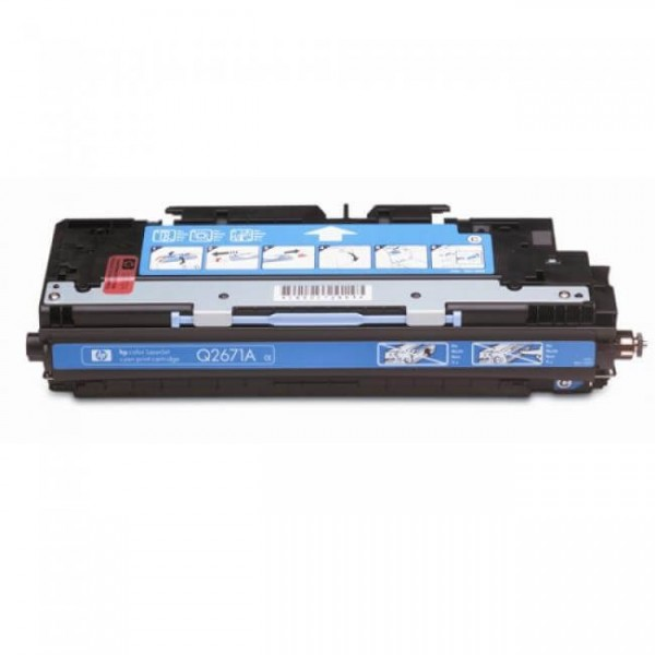 HP Q2671A Compatible Blue Toner
