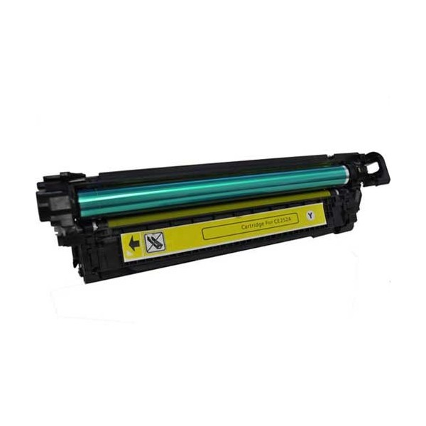 HP CE252A Yellow 504A Compatible Toner
