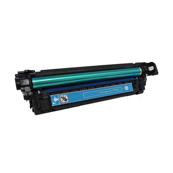 Compatible HP CE251A Blue 504A Toner
