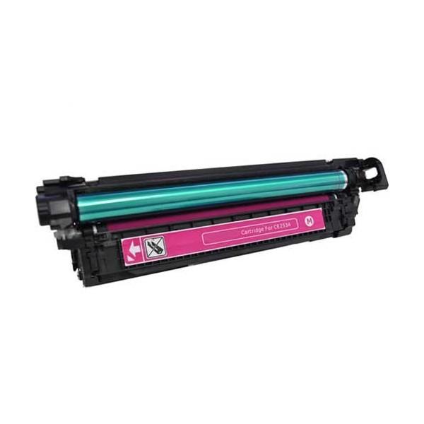 HP CE253A Magenta 504A Compatible Toner