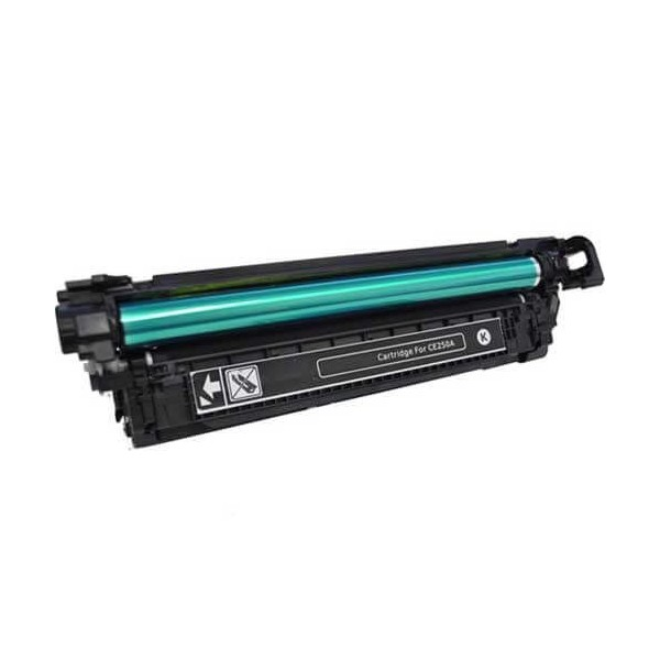 HP CE250X Black 504X Compatible Toner