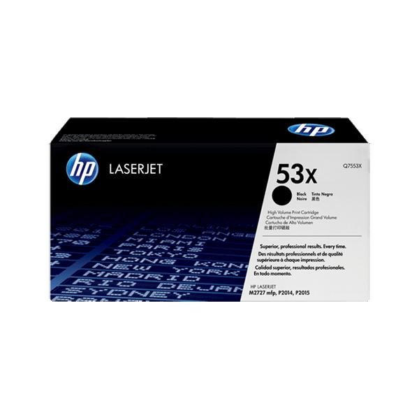 HP Q7553X Original Black Toner