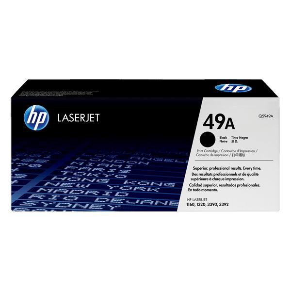 HP Q5949A Black Original Toner