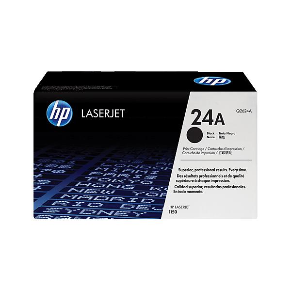 HP Q2624A Black Original Toner