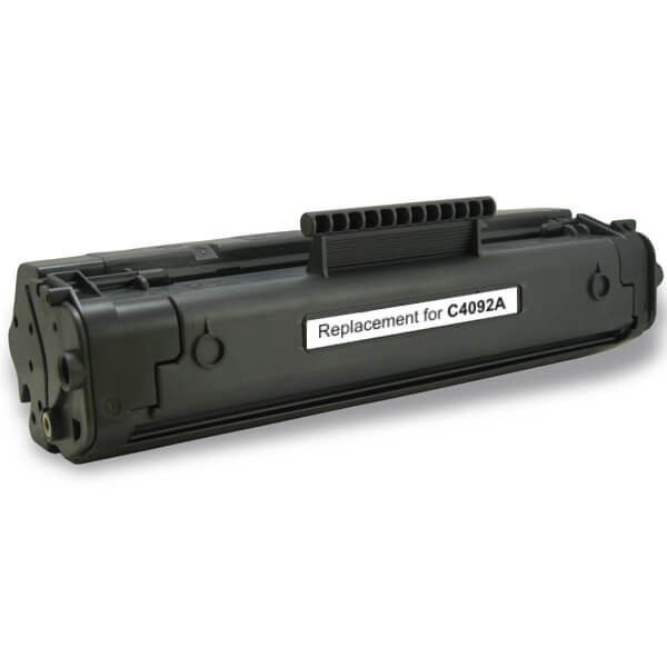 HP C4092A Black Compatible Toner