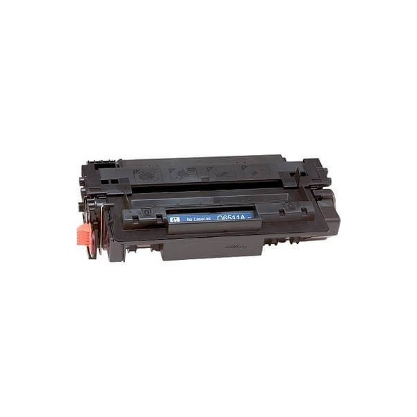 HP Q6511A Black Compatible Toner