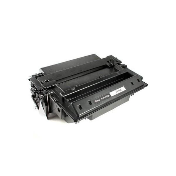 HP Q6511X Black Compatible Toner