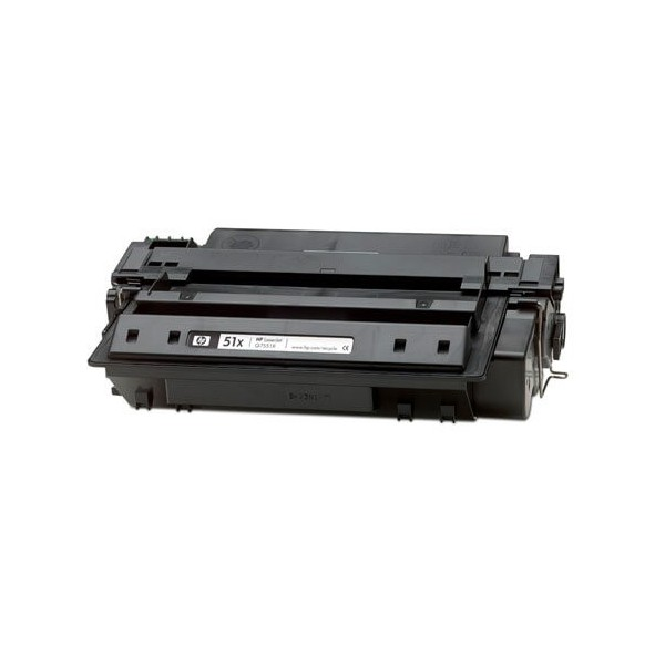 HP Q7551X Black Compatible Toner