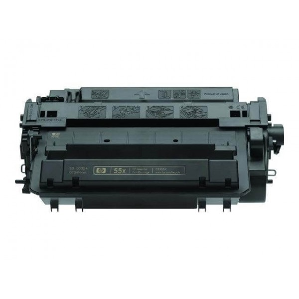 HP CE255X Black Compatible Toner