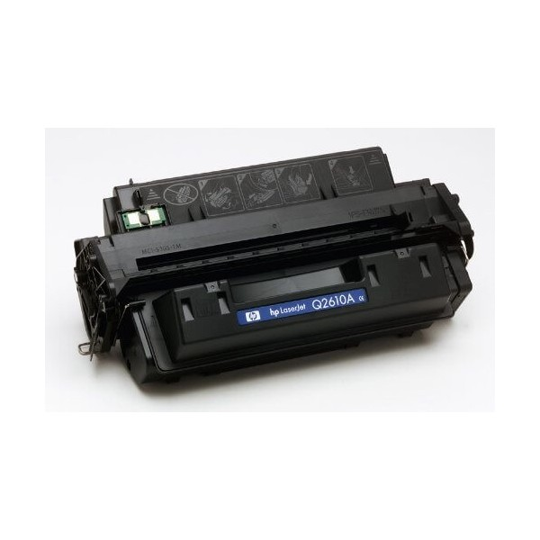 HP Q2610A Black Compatible Toner