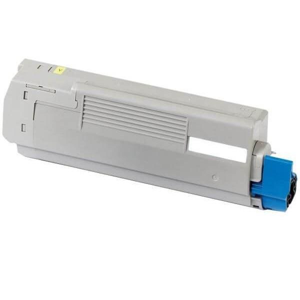 Oki C5800 Yellow Toner 43324421 Compatible