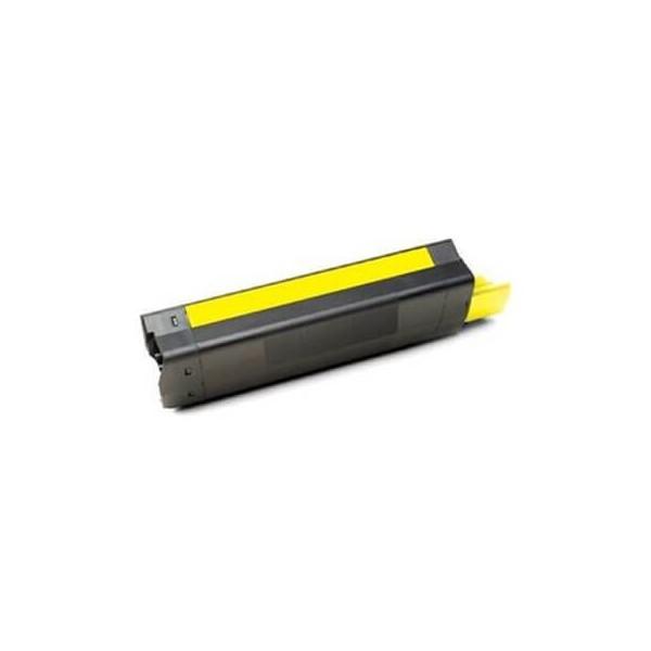 Compatible Toner Oki C3200 Yellow 42804537