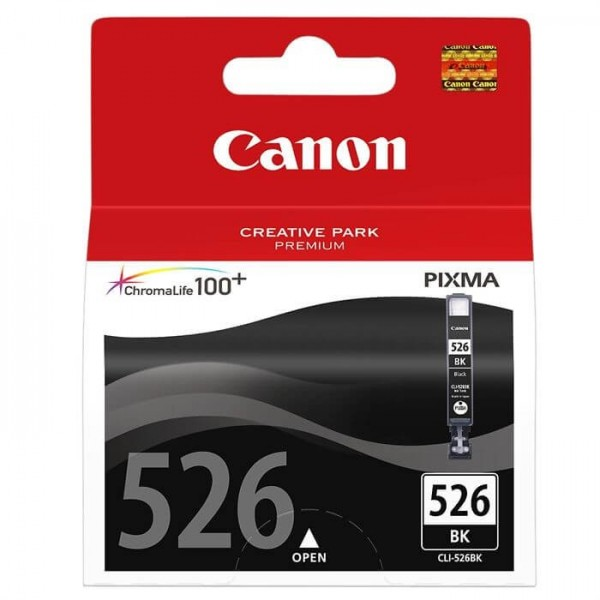 Canon 526 Original Black Ink Cartridge