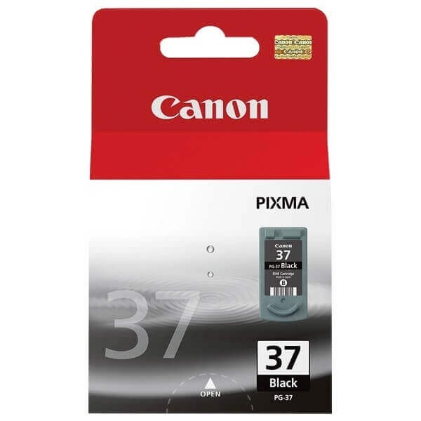 Canon 37 Black Original Ink Cartridge