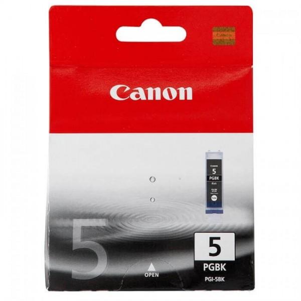 Original Canon 5 Black Ink Cartridge