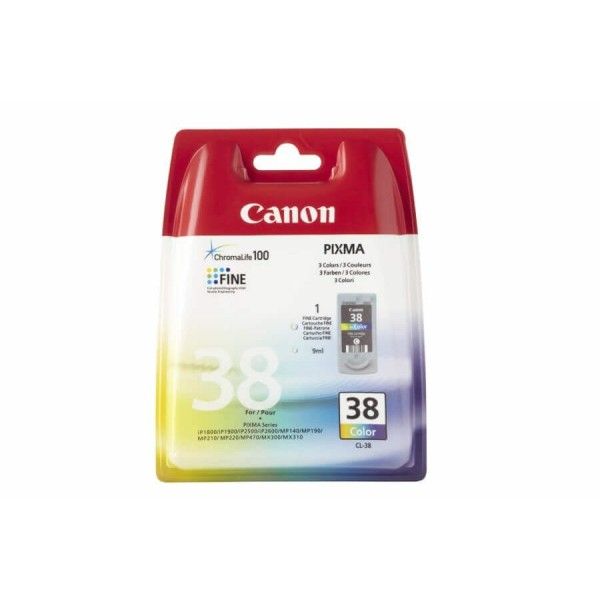 Canon Original 38 Color Ink Cartridge