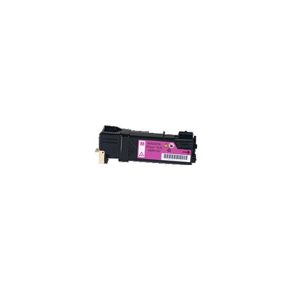 Compatible Toner Xerox Phaser 6125 Magenta 106R01332