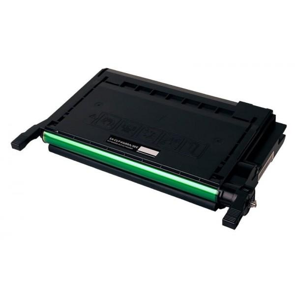Compatible Toner Samsung CLP-K600A Black