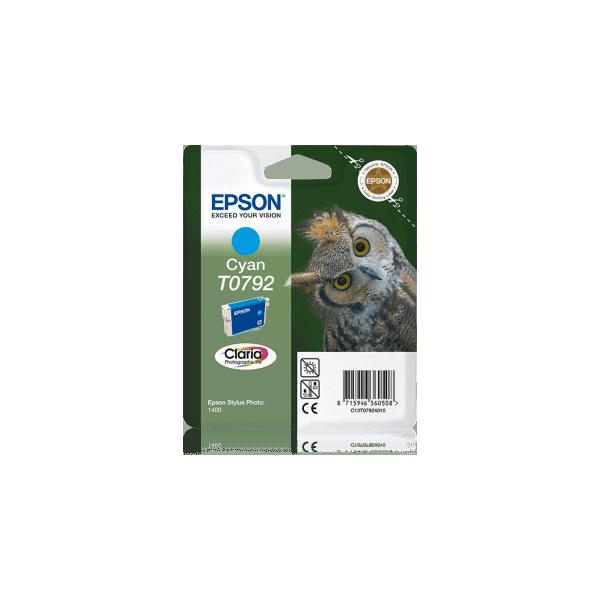 Original Ink Cartridge Epson T0792 Blue C13T07924010