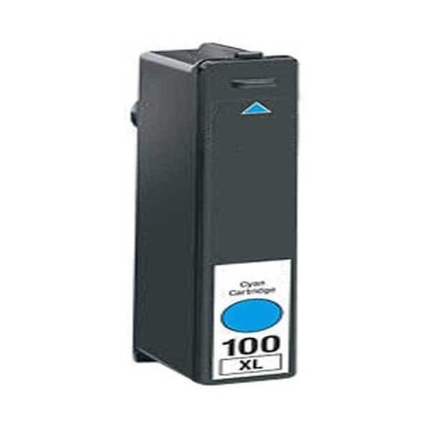 Lexmark 100 Blue Ink Cartridge 14N0900E Compatible