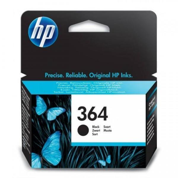 Original HP 364 Black CB316E Ink Cartridge