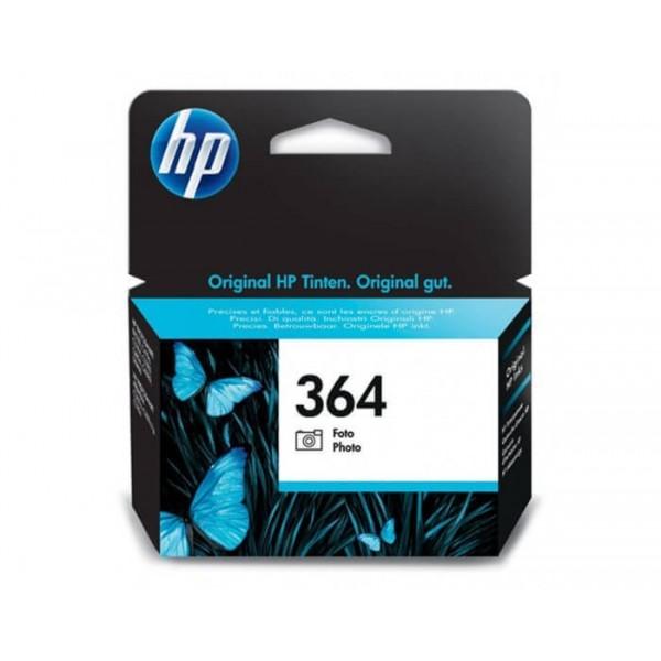 Original HP 364 Photo Black Ink Cartridge CB317E
