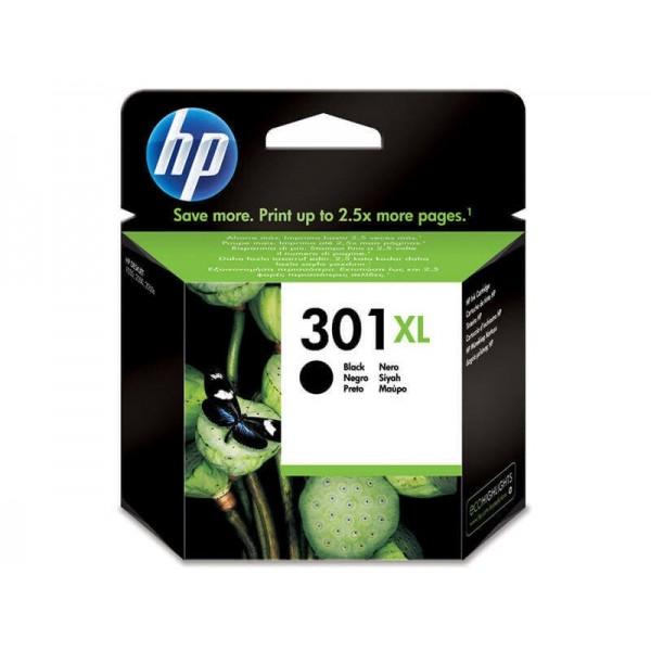 Original HP 301 XL Black CH563EE Ink Cartridge