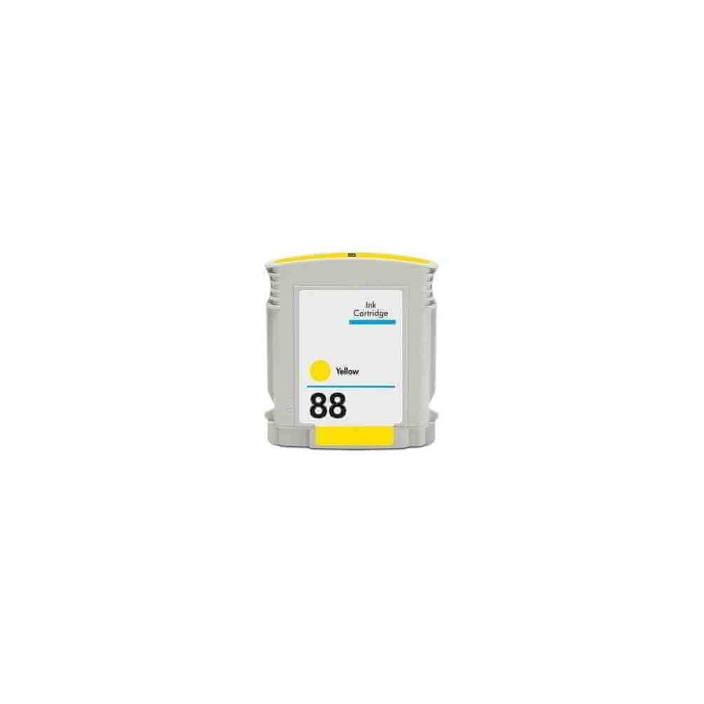 HP 88XL Yellow Ink Cartridge C9393A Compatible