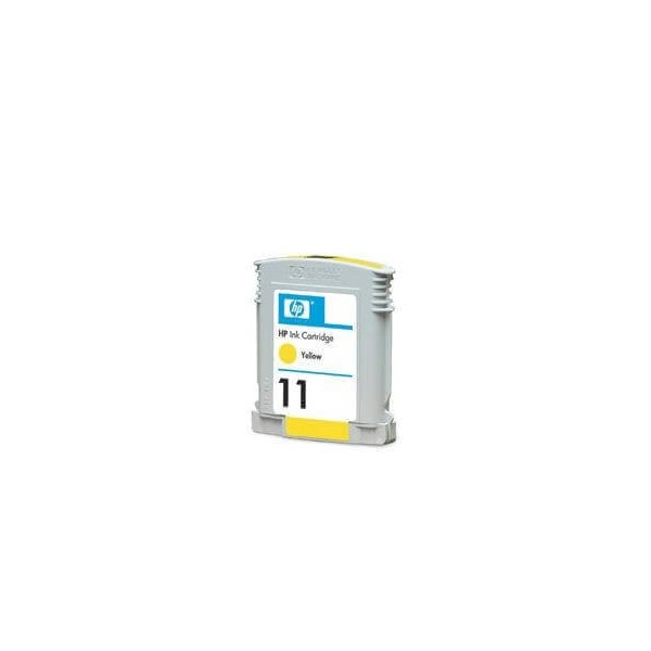 HP 11 Yellow Ink Cartridge C4838A Compatible