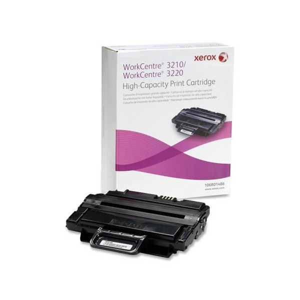 Xerox WorkCentre 3220 High Capacity Toner Black 106R01486 Original