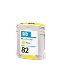 HP 82 Yellow Ink Cartridge C4913A Compatible