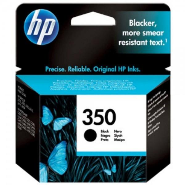 Original HP 350 Black CB335E Ink Cartridge