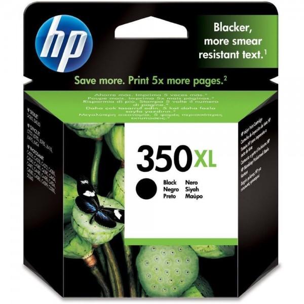 Original HP 350 XL Black CB336E Ink Cartridge