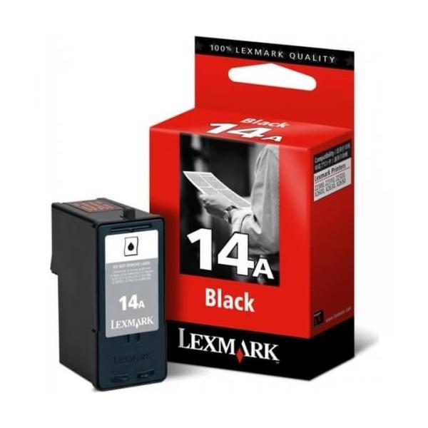Original Lexmark N14 Black 18C2090E Ink Cartridge